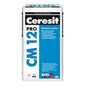 СМ 12 Pro Клей для плитки