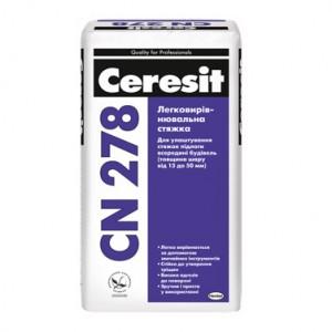 CN 278 Легковирівнювальна стяжка