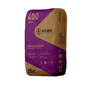 Цемент М400, Івано-Франківський 25 кг