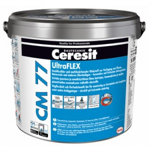 CM 77 Реактивний клей для плитки UltraFLEX